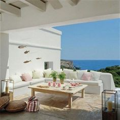 40 Mediterranean Terrace And Patio Decor | ComfyDwelling.com