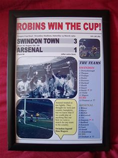 Swindon Town 3 Arsenal 1 - 1969 League Cup final - framed print Lilywhite Multimedia http://www.amazon.co.uk/dp/B012IZ31NC/ref=cm_sw_r_pi_dp_R1A0vb14K18PG