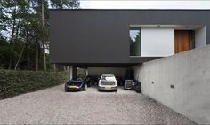 Villa Veth in Hattem, The NetherlandsDesignRulz29 November 2011Would you like a modern villa? This one accomplishes all that you want regarding contemporary architecture with itslong, n... Architecture Check more at http://rusticnordic.com/villa-veth-in-hattem-the-netherlands/