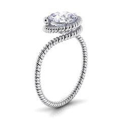 Made in America with a lifetime manufacturer's warranty. #Danhov Collection exclusively at #Capri #Jewelers #Arizona ~ http://www.caprijewelersaz.com/danhov ♥