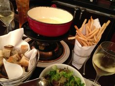 Artisanal Fromagerie  Bistro: go for the fondue and cheese boards.