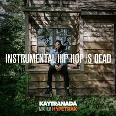 Is Instrumental Hip Hop Dead? - http://dashburst.com/is-instrumental-hip-hop-dead/