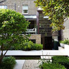 Garden   Stylish London home   House tour   PHOTO GALLERY   Homes & Gardens   Housetohome.co.uk