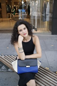 Esther Ramos, tu personal shopper en Madrid.