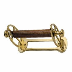 #Antique Toilet Paper Holder Polished Brass Tissue #Holder # 17501 Shop --> http://www.rensup.com/Toilet-Paper-Holder/Toilet-Paper-Holder-Brass-Simplicity-Tissue-Holder-P-or-L/pd/17501.htm?CFID=1284003&CFTOKEN=b81bd4727ef28578-BCA8538F-C96A-F561-47369B6C8E36E7AA