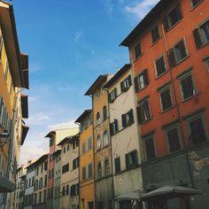 Streets of San Niccolo { Florence, Italy } // @ allafiorentina