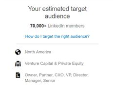 Reaching Your Golden Influencers with Content Through LinkedIn Ads