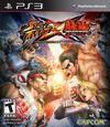 Street Fighter X Tekken ps3 cheats