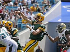 Packers Hang On for 27-23 Win Over Jacksonville -- The Green Bay Packers held on for a 27-23 win over the Jacksonville Jaguars. The defense carried the day on a day in which the offense was uninspired.