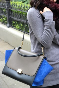 Celine trapeze bag- I'd give anything for one