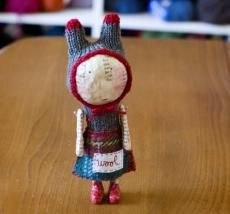 "Julie Arkell's ""Wool"""