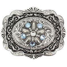 Shyanne® Women's Interchangeable Belt Buckle