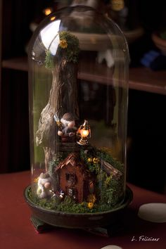 Treehouse Bell Jar