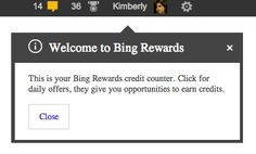 Use Bing to Search and Get Rewarded