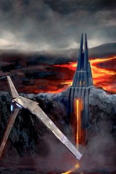 Fortress of Mustafar