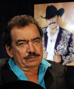 FILE - In this Feb. 3, 2010, file photo, Mexican singer Joan Sebastian attends a press conference in... - The Associated Press