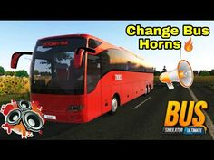 Bus Simulator Ultimate New Horns Kaise Lagaye | Bus Simulator Ultimate New Horns settings - YouTube Bus, Entertaining, Games, Videos, Gaming, Funny, Plays, Game, Toys