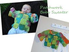 Patchwork Bab Sweater