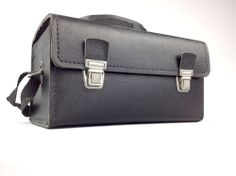 KAMERATASCHE SCHWARZ CAMERA BAG VINTAGE ANTIK FILM VINTAGE Photo Equipment, Vintage, Ebay, Film, Artificial Leather, Bags, Black, Movie, Film Stock