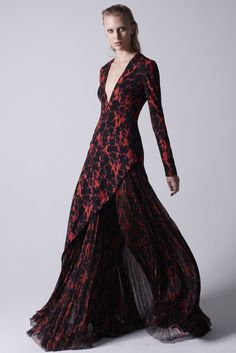 J. Mendel Pre-Fall 2015 [Courtesy Photo]