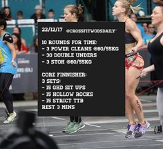 Crossfit Workouts At Home, Fitness Workouts, Gym Training, Strength Training, Pregnant Crossfit, Killer Workouts, Sweat It Out, Firefighting, Gym Rat