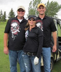 sporting men's & women's Bad Lies golf shirts