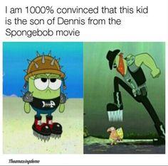 Those Eyelashes Tho | SpongeBob SquarePants