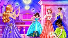 Image result for Barbie in Princess Charm School