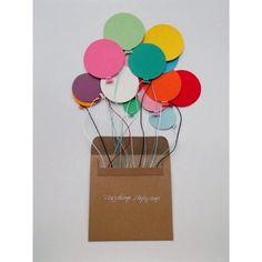 #envelope#handmade#handmadeisbetter#handmadecards#handmadecard#balony#baloniki#balloons#balloon#wszystkiegonajlepszego#urodziny#birthday#rekodzielo#handwork#recznierobione#girl#boy#pl#plny#polska#dekoracja by zielonykubeczek