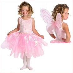 Tulip Fairy Costume