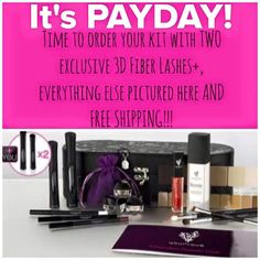 I am so excited, I just can't hide it! My friends,  don't miss out on this Awesome opportunity to get this exclusive kit with the NEW 3D FIBER LASHES , having 400% more volume in one coat then the original. Keep it  & Ask me how to order yours today!  #fiberlashes #mascaras #younique #business #model #sale #new #fashionista #lifestyle #makeup #entrepreneurs