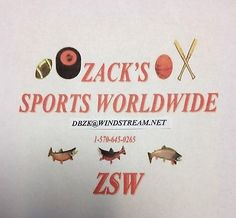 THANK YOU TO ALL,  FOR YOUR SUPPORT OF ZACK'S  JUST WENT OVER 10,000 POSITIVE FEEDBACKS ON EBAY WOW !!!!