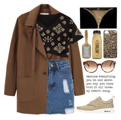 """""""Sem título #730"""" by andreiasilva07 ❤ liked on Polyvore featuring Vanessa Bruno, ASOS, NIKE, Marc by Marc Jacobs, Charlotte Olympia, CO, Etnia Barcelona and Sephora Collection"""