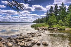 The headwaters of the Mississippi in Minnesota are not only beautiful, but easily accessible via a quick hike.