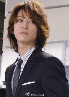 #KazuyaKamenashi
