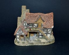 The Bothy, Vintage David Winter Cottage Collectible by MaltKilnCottage on Etsy