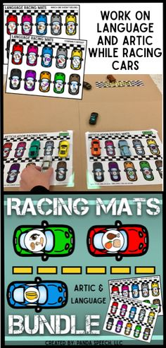 Fun Toy Companion Activity for Language and Articulation