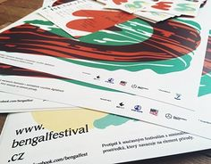 "Check out new work on my @Behance portfolio: ""BENGÁL festival"" http://be.net/gallery/54158557/BENGAL-festival"