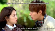 Changmin (2AM) - Moment FMV (The Heirs OST)[ENGSUB + Romanization + Hangul]
