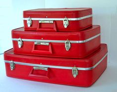 FREE SHIPPING  Vintage / Retro Lipstick Red by MorningGloryModerne, $190.00