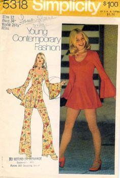 W5318s 1972 dress