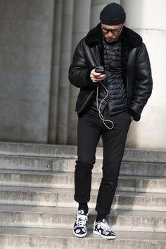 """Paris Fashion Week street style - GQ.co.uk"""