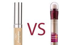 Battaglia di #correttori.. Scopri il mio preferito da @mybeautypedia #accordparfait #istantantiage #loreal #maybelline #makeup #trucco