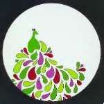 Image detail for -Lenox China Festive Peacock Footed Cake Plate, Fine China Dinnerware ...