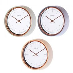 New Henley Porthole Wall Clock now available at exclusive prices!!  http://www.dkwholesale.com/catalog/product/view/id/12890/s/henley-minimal-porthole-wall-clock-rose-gold-trim-hcw005/