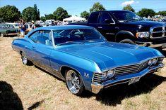 1967 Chevrolet impala <3