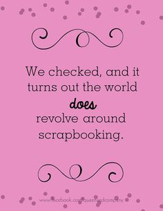 Queen & Co loves to curate custom graphics for fun scrapbook jokes, craft jokes, rubber stamp jokes and DIY jokes. We celebrate the funny side of crafting! Stampin Up, Scrapbook Quotes, Karten Diy, Images Vintage, Addiction, Card Sayings, Shirt Sayings, Craft Quotes, Card Sentiments