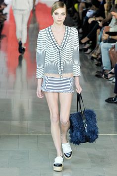Frockage: Tory Burch Spring 2012 collection - myLusciousLife