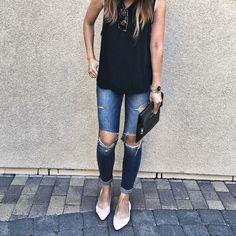 Shoes and Sashimi // Wardrobe Stylist // Style Blogger
