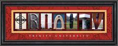 Trinity University - The pictures spell Trinity! All pics taken on campus.  @Trinity_U